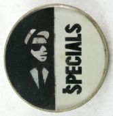 The Specials - 'Logo' Prismatic Crystal Badge